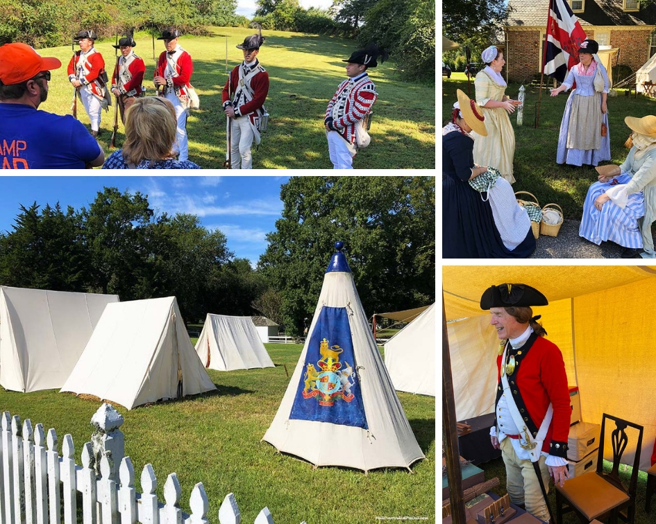 British Siege of Yorktown, Virginia PullOverAndLetMeOut