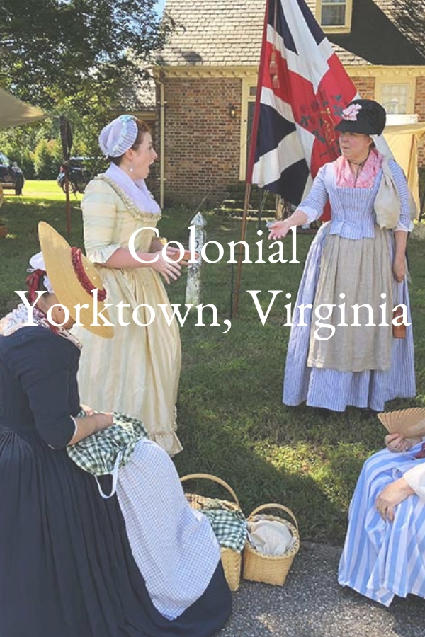 Check out this wonderful guide for planning a visit to Colonial Yorktown, Virginia!