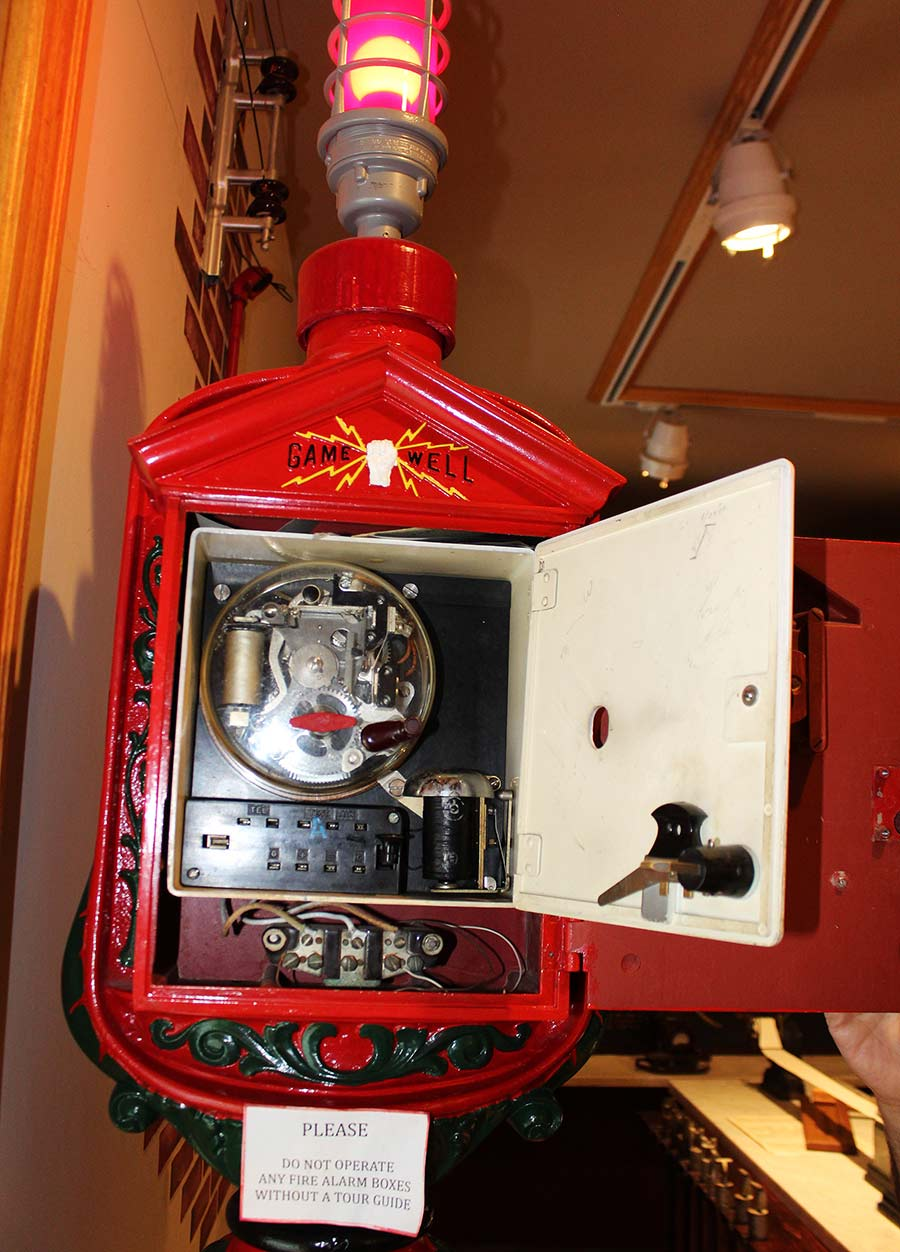 Gamewell-Alarm PA National Fire Museum Harrisburg PullOverAndLetMeOut