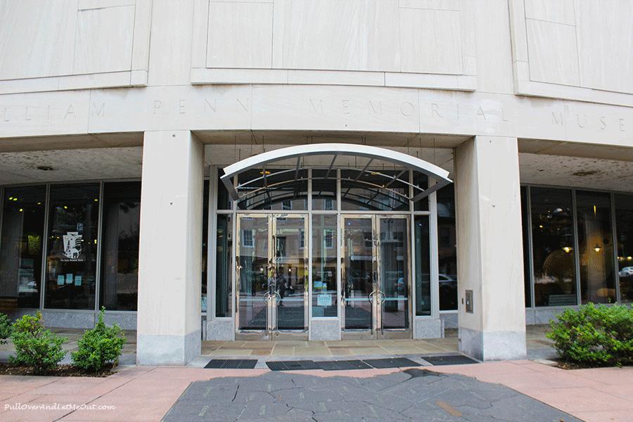 State-Museum-of-PA-door-Hershey-Harrisburg-PullOverAndLetMeOut