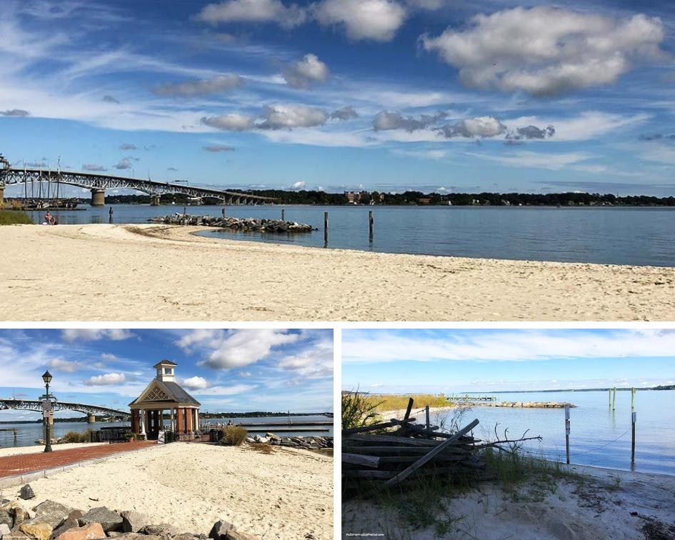 Yorktown Beach Yorktown, Virginia PullOverAndLetMeOut