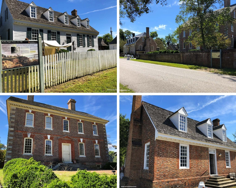 Yorktown, VA 18th century architecture PullOverAndLetMeOut