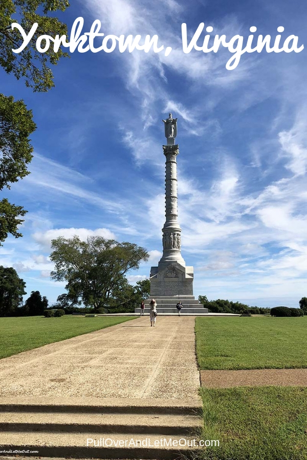 Yorktonw, Virginia is a short distance from Colonial Williamsburg. Check out this quick guide to help plan your visit.
