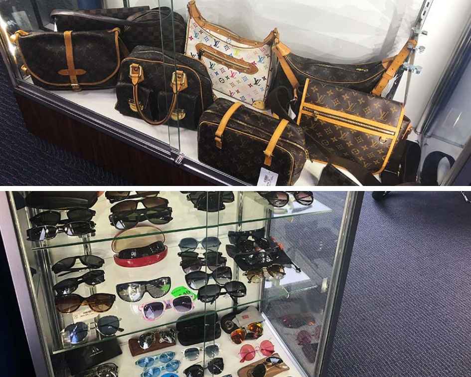 Designer handbags and sunglasses National Pawn Raleigh, NC PullOverAndLetMeOut