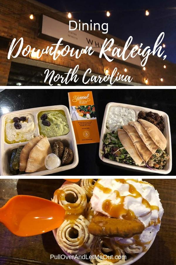 Dining downtown Raleigh, North Carolina PullOverAndLetMeOut (2)
