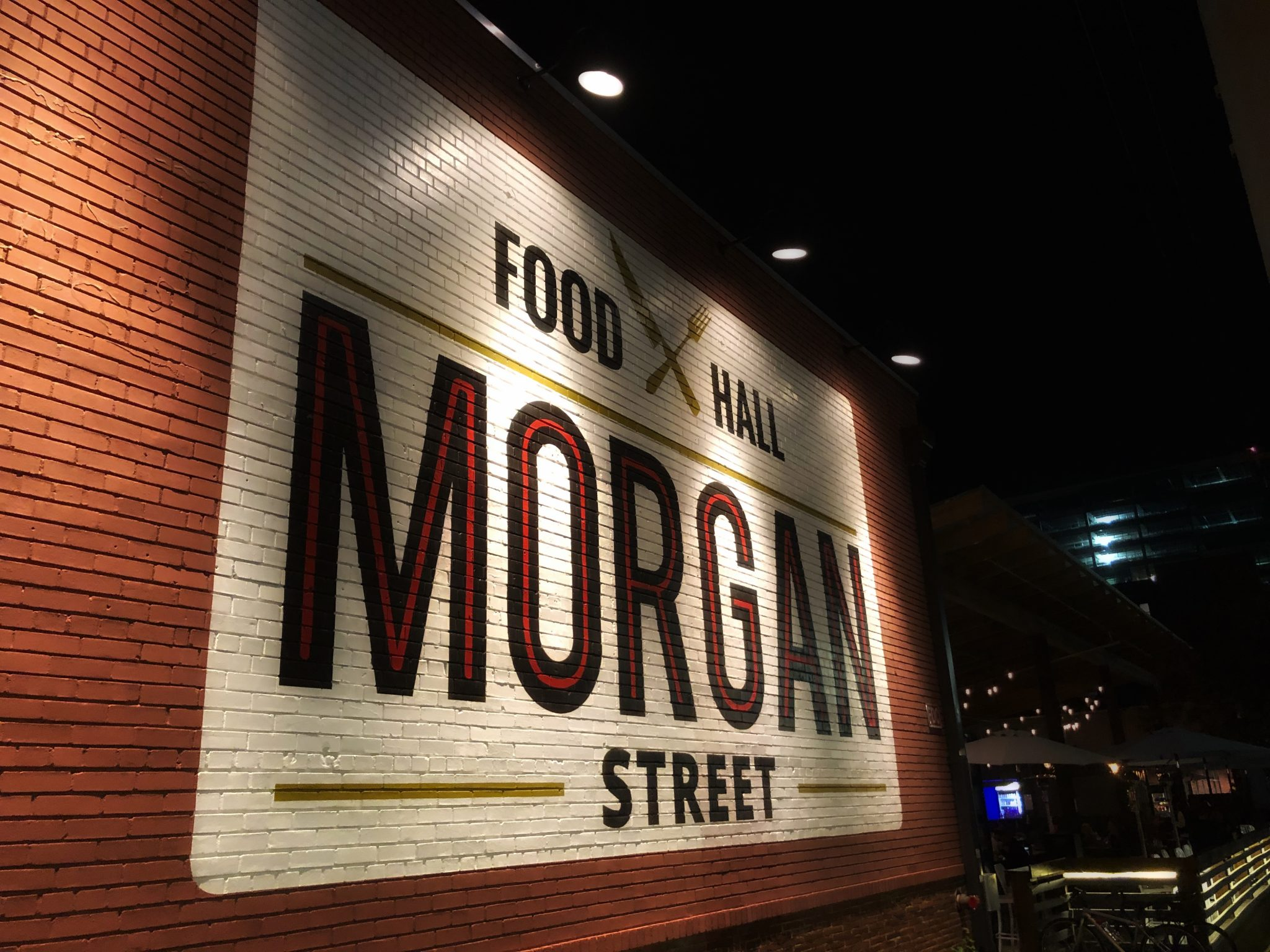 Morgan Street Food Hall downtown Raleigh PullOverAndLetMeOut