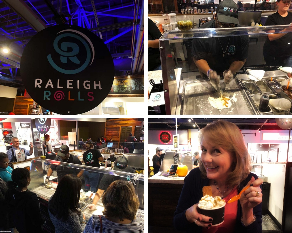 Raleigh Rolls Morgan Street Food Hall PullOverAndLetMeOut