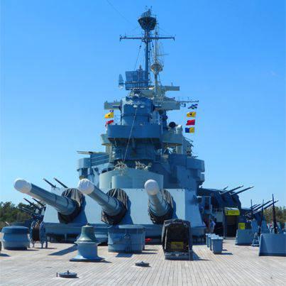 Battleship-North-Carolina-1