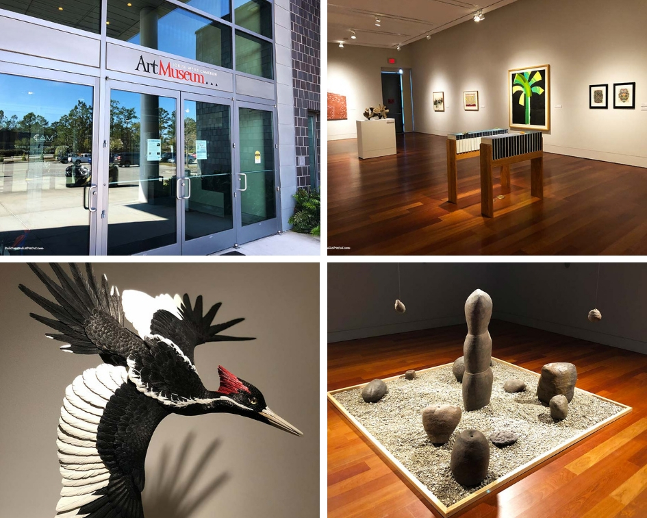 Cameron Art Museum Wilmington, NC PullOverAndLetMeOut.com