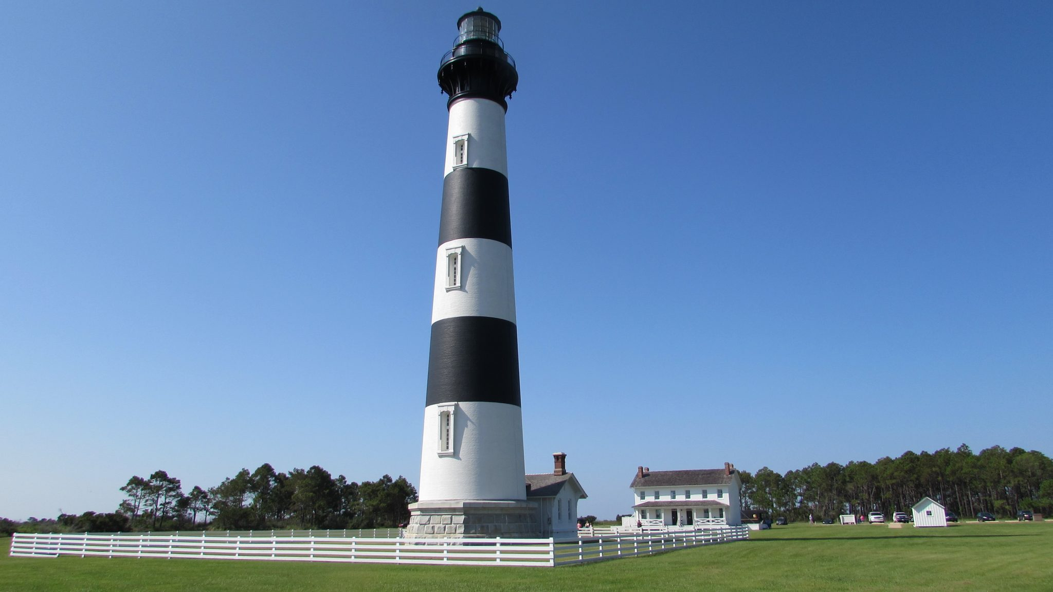 Bodie Island Lighthouse on North Carolina's Outer Banks