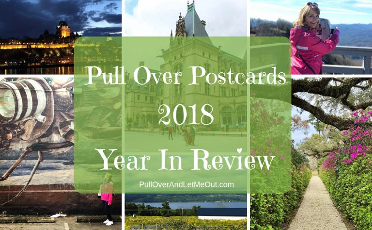 Pull Over Postcards – 2018 Year In Review