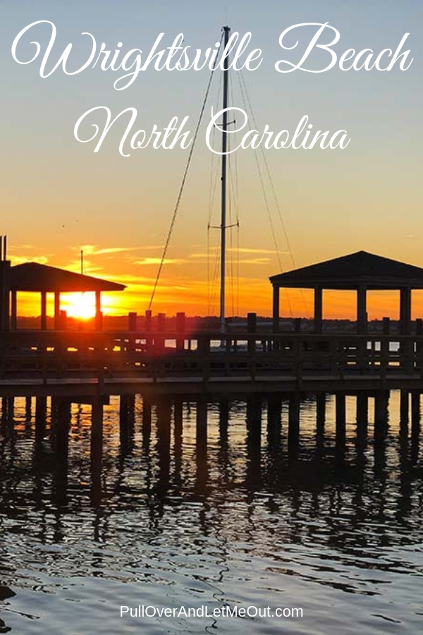Wrightsville Beach, North Carolina is one of the most beautiful beaches in the state. It's filled with beauty, charm, and golden sunsets.