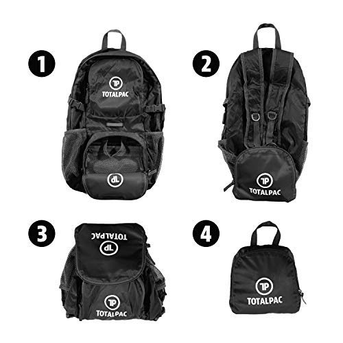 ba093d63181d0 Totalpac Backpacks - Small Travel Backpack for Women   Hiking Gear ...