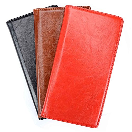 e47023764a31 XeYOU Travel Wallet Vegan Leather Passport Holder Cover Case for Travel