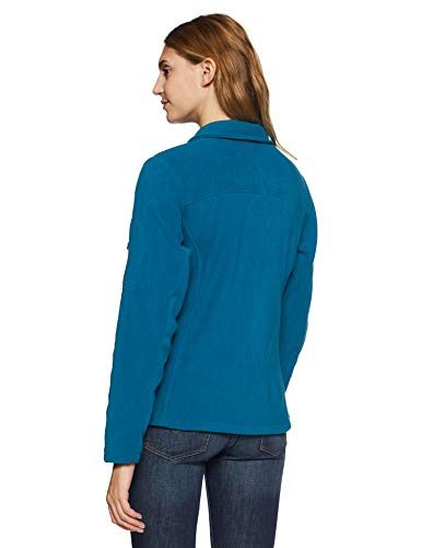 Columbia Womens Fast Trek II Full Zip Fleece Classic Fit Jacket