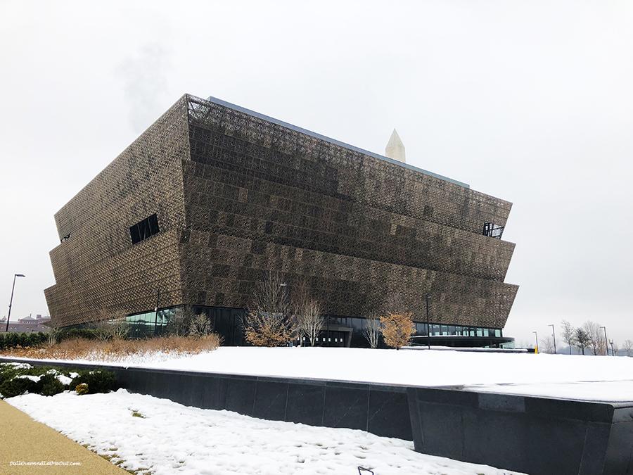 Smithsonian-African-American-Museum-Washington,-DC-PulloverAndLetMeOut