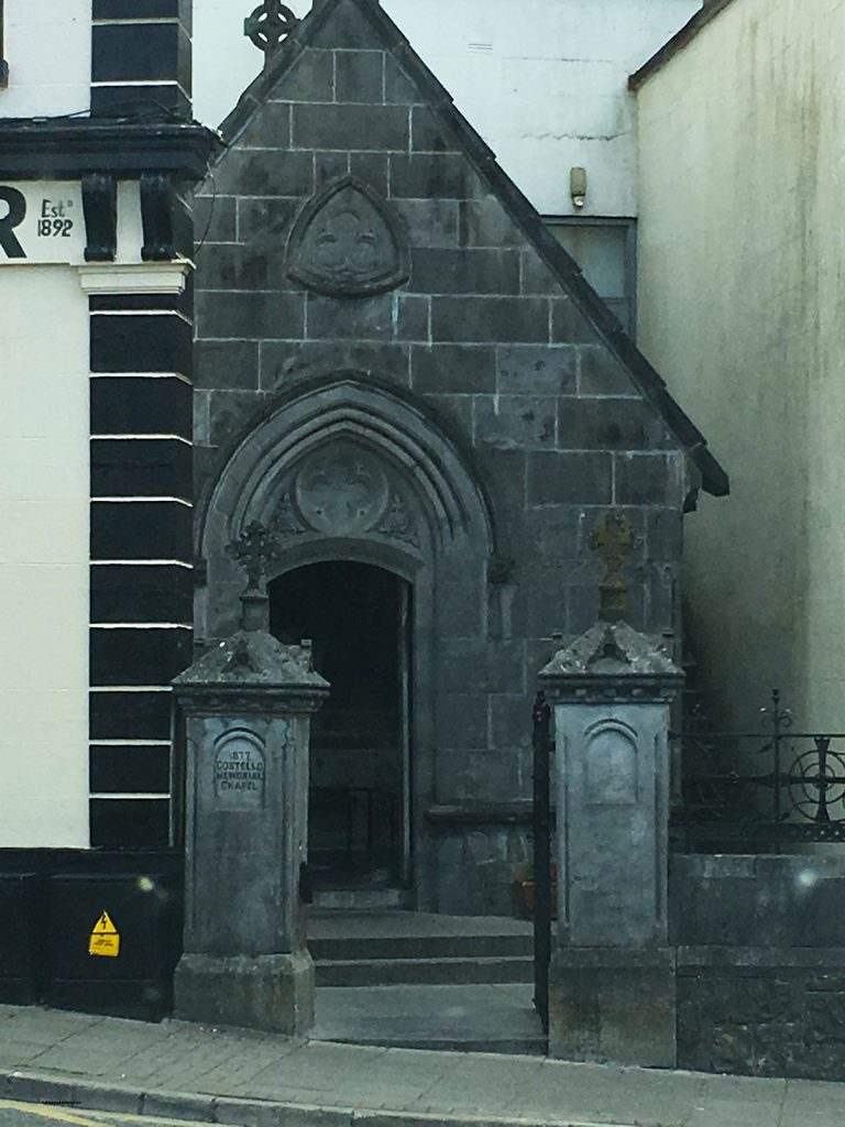 Costello Memorial Chapel in Carrick-On-Shannon Co. Leitrim PullOverAndLetMeOut