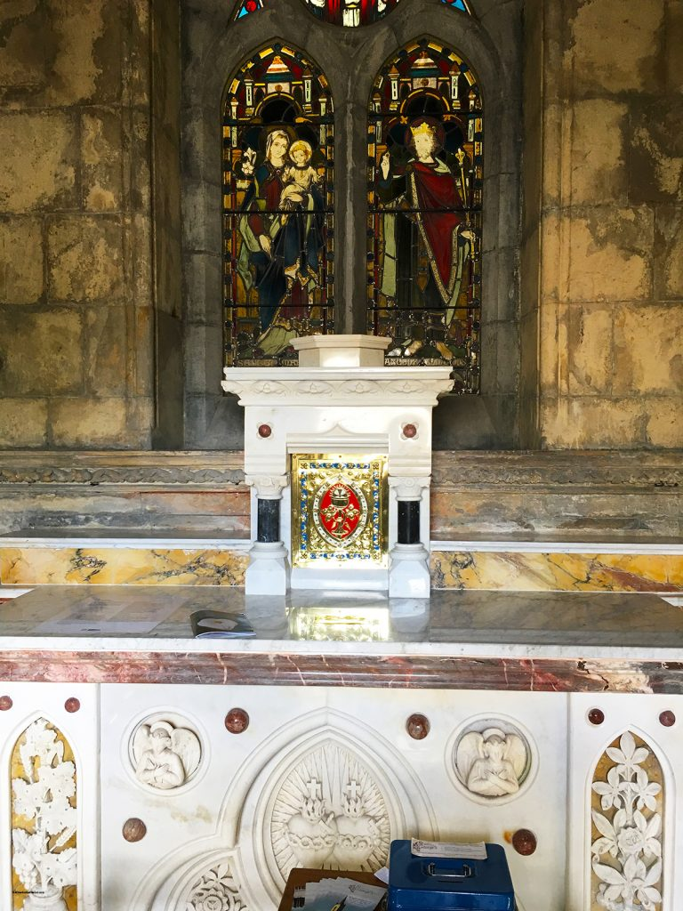 Costello Memorial Chapel Carrick-On-Shannon Ireland PullOverAndLetMeOut