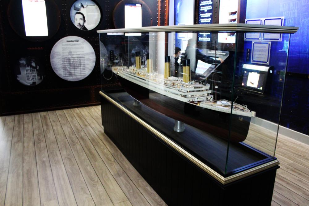 Titanic museum Cobh Cork Ireland