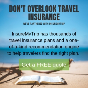 Travel Insurance by InsureMyTrip