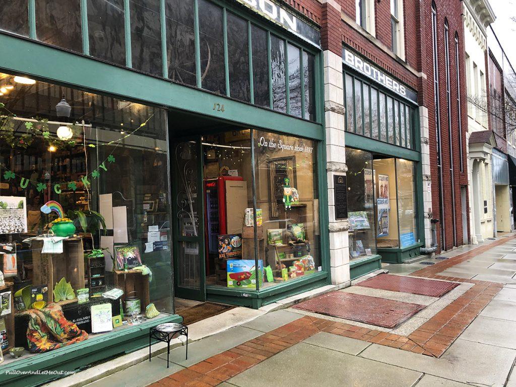 Harrison-Brothers-storefront-Huntsville-PullOverAndLetMeOut
