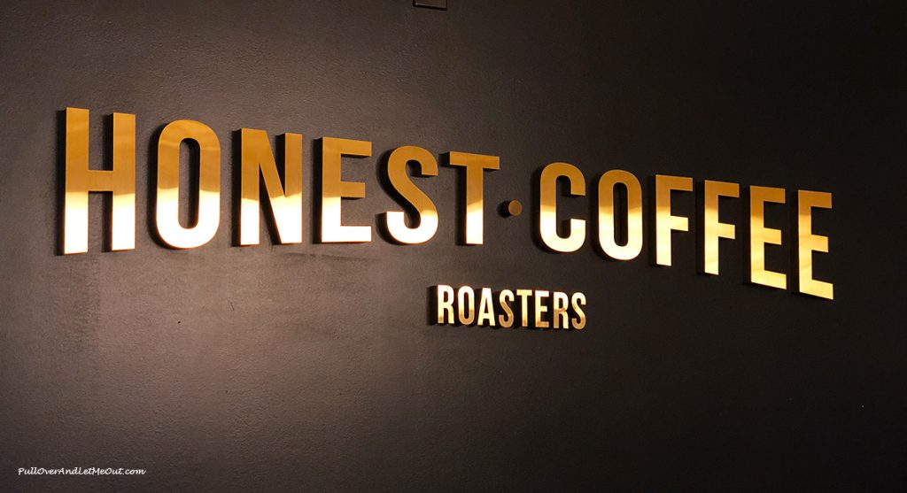 Honest-Coffee-sign-Huntsville-PullOverandLetMeOut