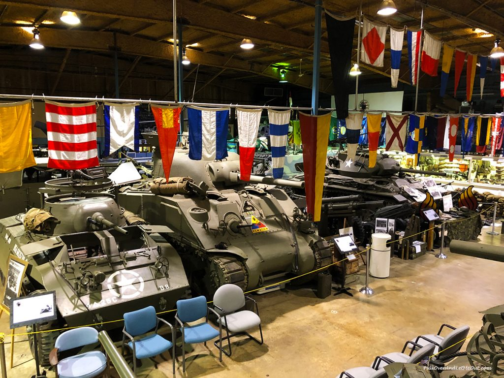 Veterans-memorial-Museum-vehicles-Huntsville-PullOverAndLetMeOut