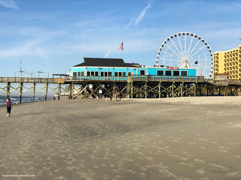 The Myrtle Beach SkyWheel at the Myrtle Beach Boardwalk. PullOverAndletMeOut