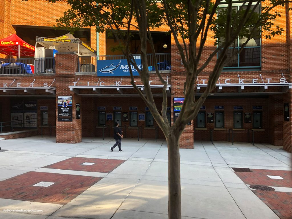 Durham BullsAthletic Park in Durham, NC PullOverAndLetMeOut.com