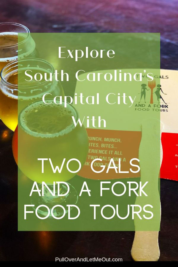 Two Gals And A Fork Food Tours. PullOverAndLetMeOut