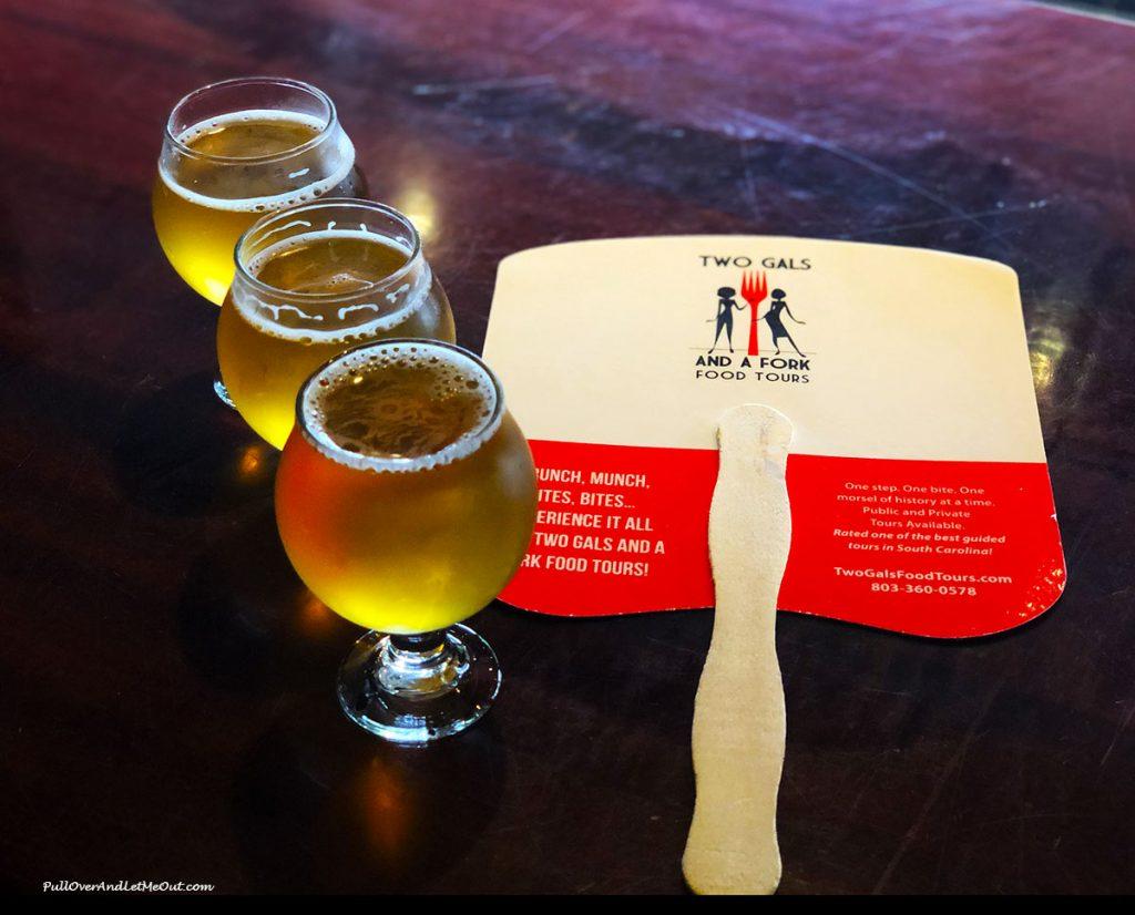 Samples of Steel Hands Punch Clock Pilsner at World of Beer