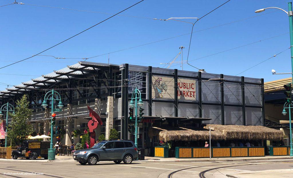 Milwaukee Public Market. PullOverAndLetMeOut