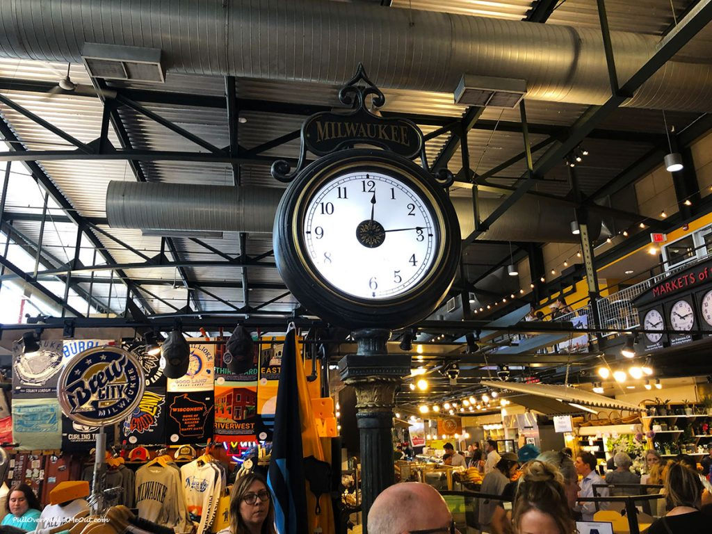 Inside the Milwaukee Public Market. PullOverAndLetMeOut
