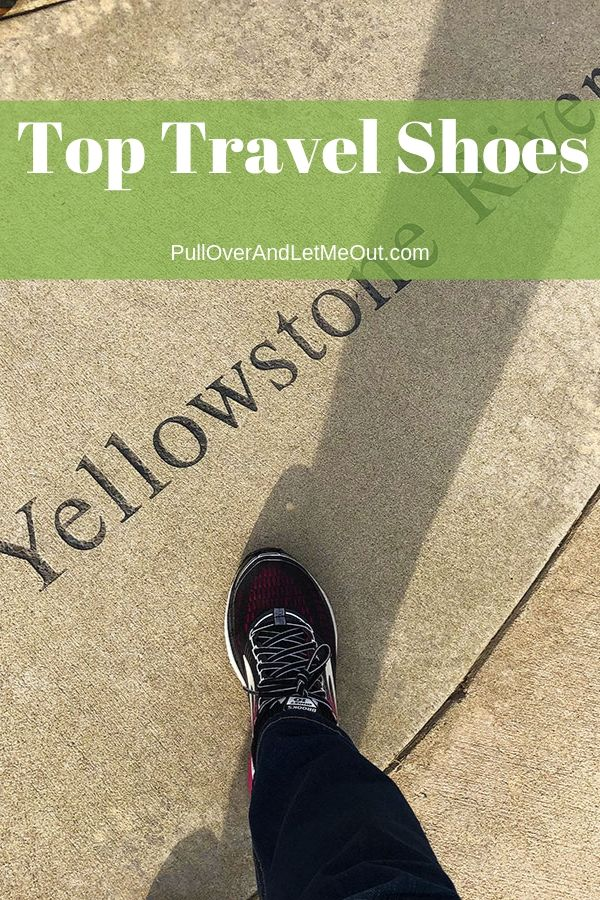 Top Travel Shoes by PullOverAndLetMeOut