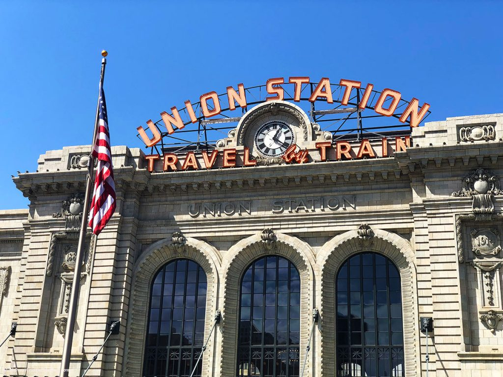 Union Station in Denver, Colorado - Visit Denver PullOverAndLetMeOut