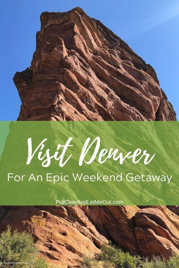 Visit Denver picture of Red Rocks Amphitheater PullOverAndLetMeOut