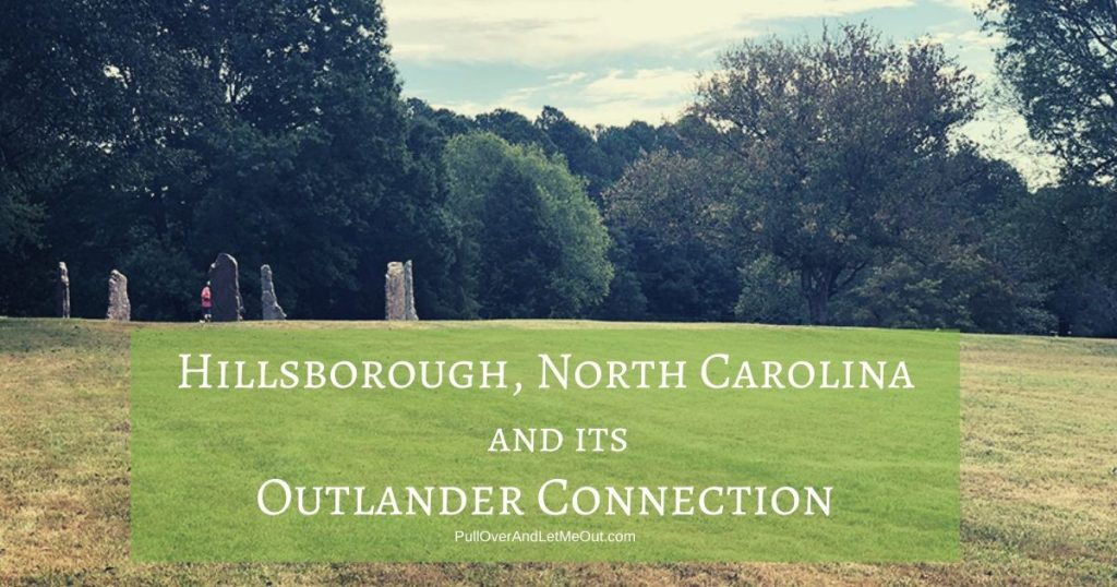 Stones from Outlander at Outlandish Hillsborough