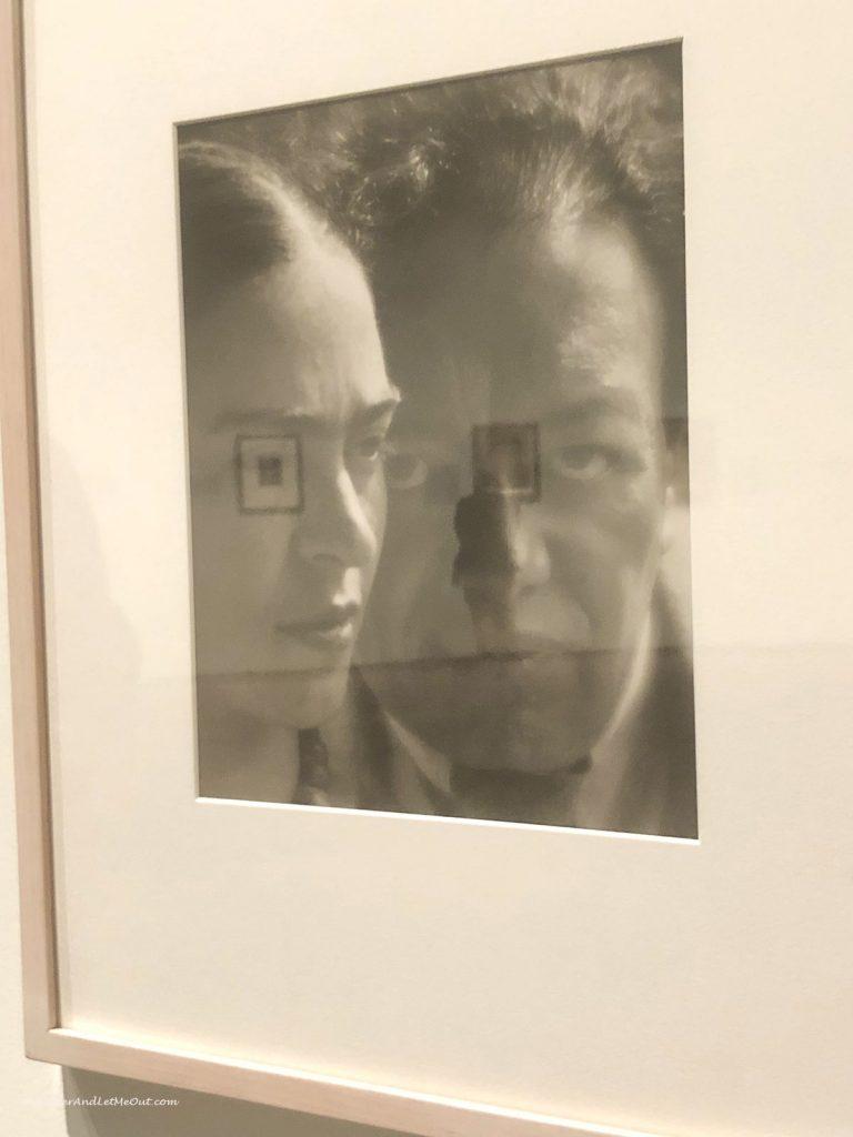 Frida Kahlo & Diego Rivera photograph