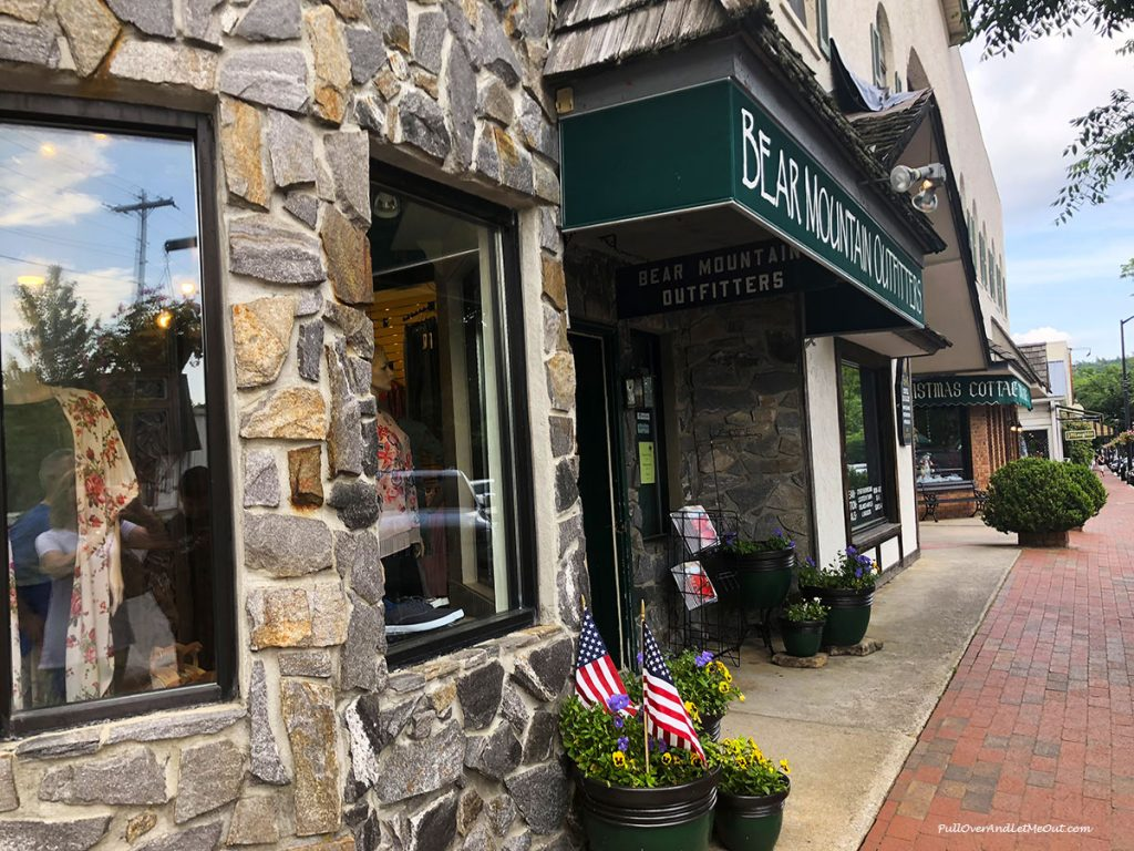 Bear Mountain Outfitters in Highlands, NC PullOverAndLetMeOut