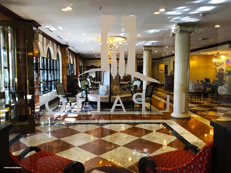 Siena Hotel Lobby in Chapel Hill, NC PullOverAndLetMeOut