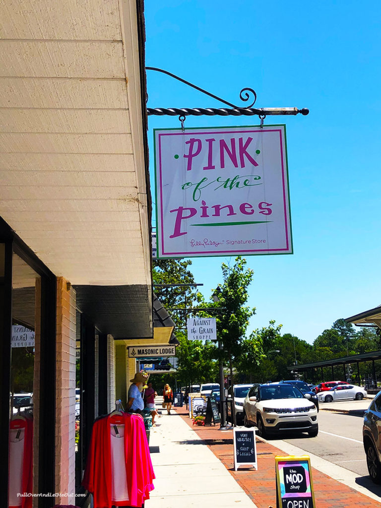Pinks of the Pines shop