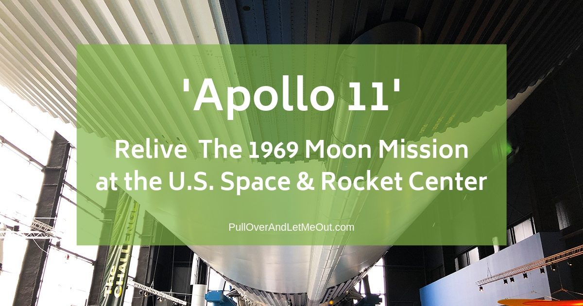 Apollo 11 1969 Moon Mission PullOverAndLetMeOut