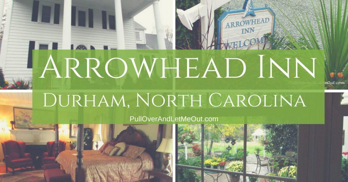 Arrowhead Inn Durham, North Carolina PullOverAndLetMeOut.com