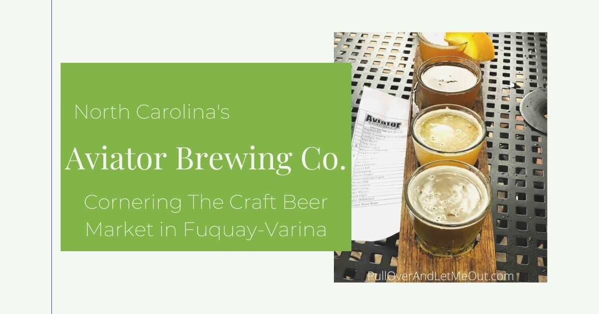 Aviator Brewing Co. Fuquay-Varina NC PullOverAndLetMeOut