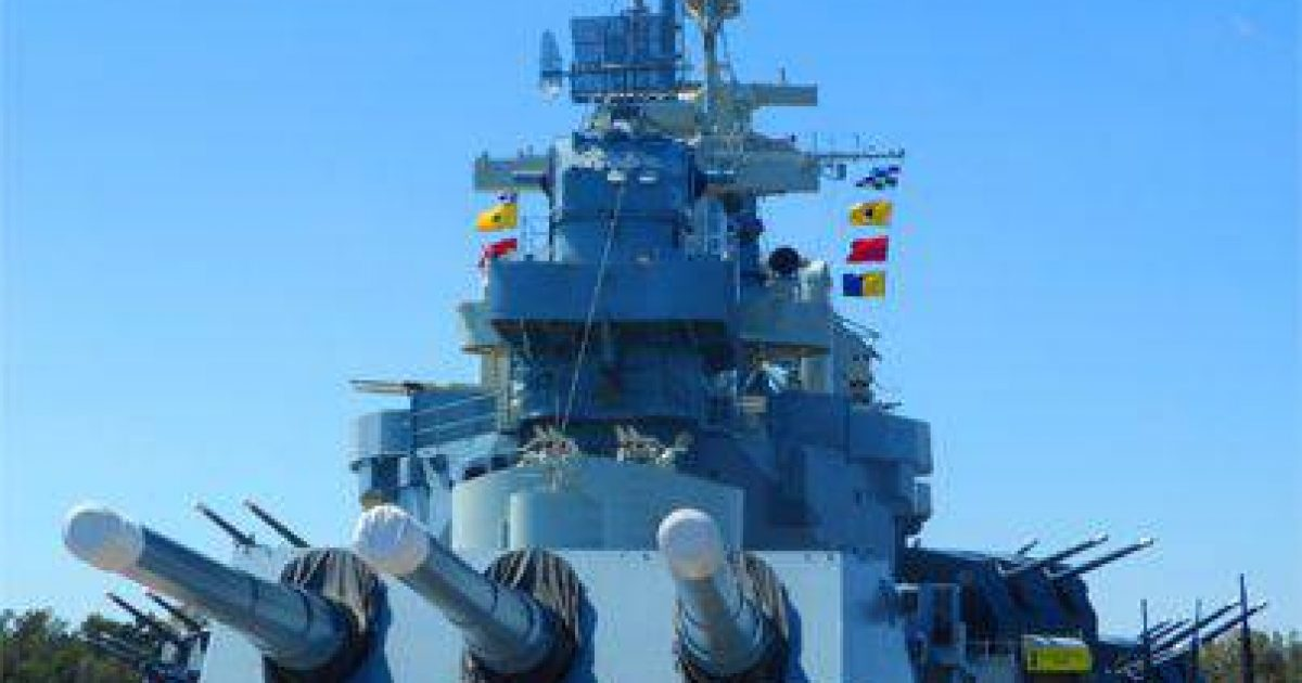 Battleship-North-Carolina