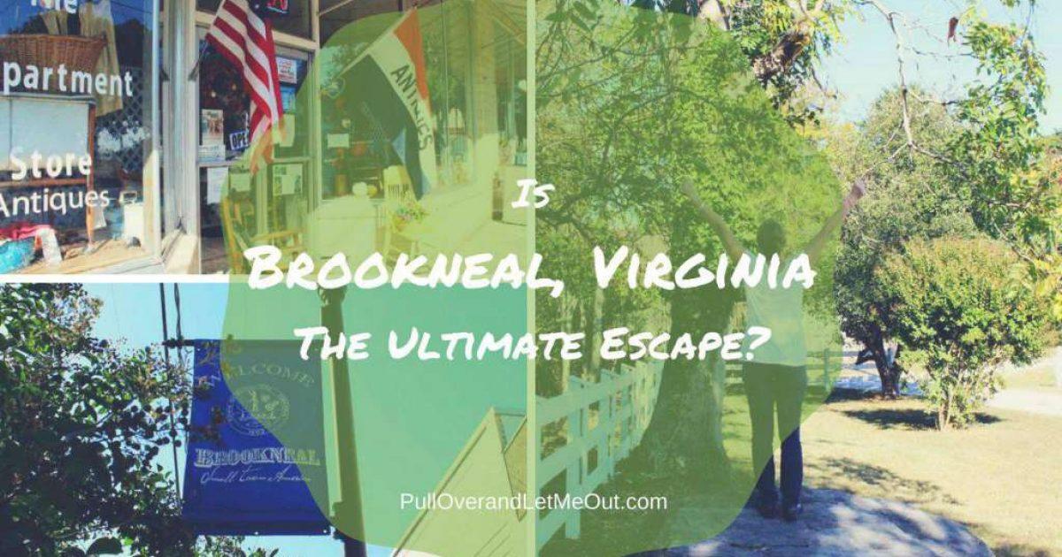 Brookneal, Virginia Ultimate Escape PullOverandLetMeOut