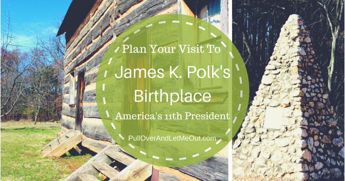 James K. Polk PullOverAndLetMeOut