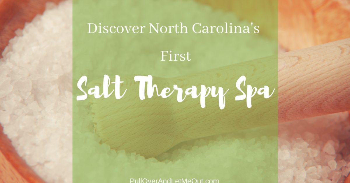 North Carolina Salt Therapy Spa PulllOverAndLetMeOut