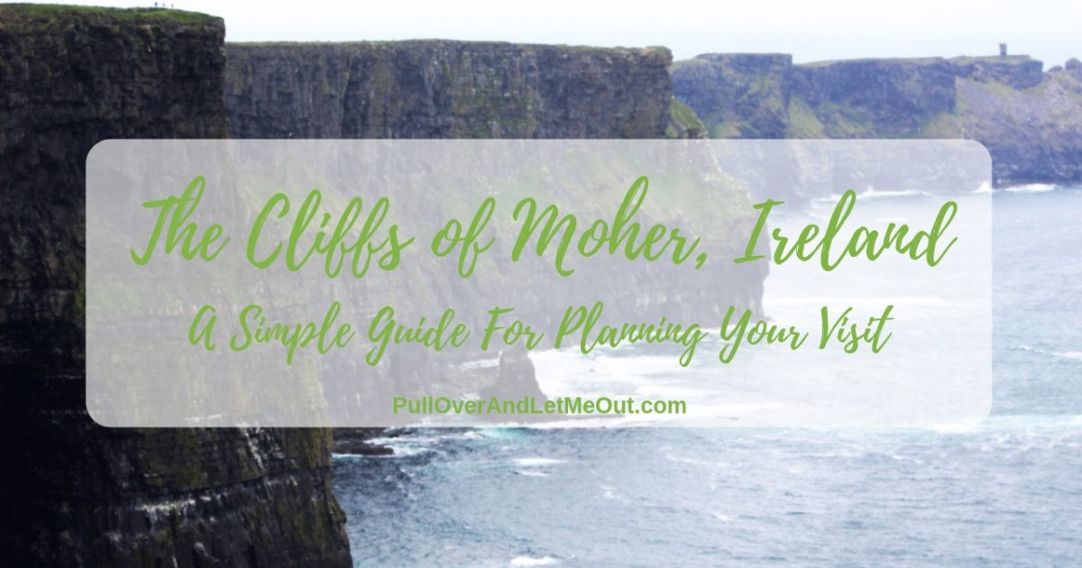 The Cliffs of Moher, Ireland PullOverAndLetMeOut