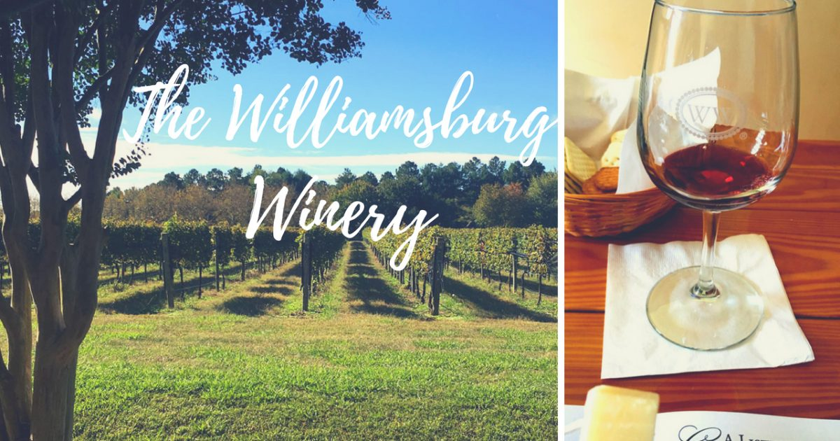 The Williamsburg Winery PullOverAndLetMeOut
